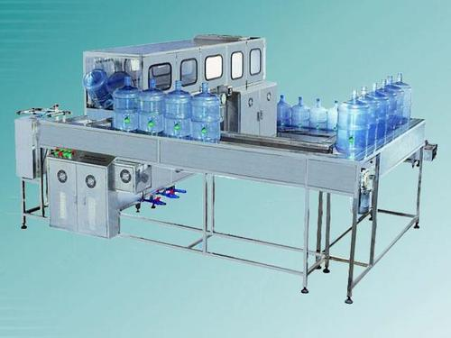 20 Lit Water Jar Washing Unit